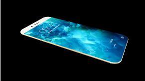 iPhone8 将采用AMOLED屏 中国新型显示产业发展提速