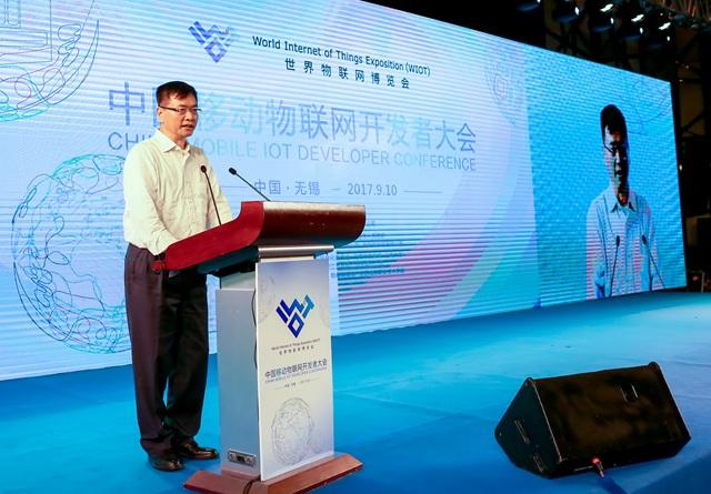 """中国移动总裁李跃:""""大连接""""战略一定能实现"""