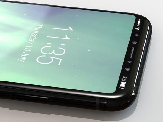 郭明池:iPhone 8全系黑色面板 传感器结构复杂