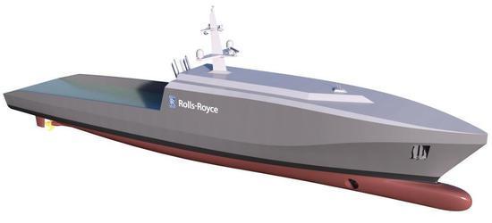 无人汽车之外 劳斯莱斯还计划推出无人舰船