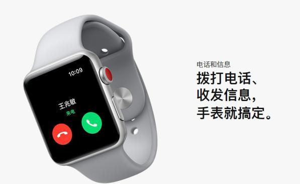 能通话的Apple  Watch  为什么只有联通可以首发?