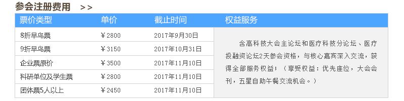 11月13-14日相聚深圳!共襄OFweek 2017中国医疗科技大会
