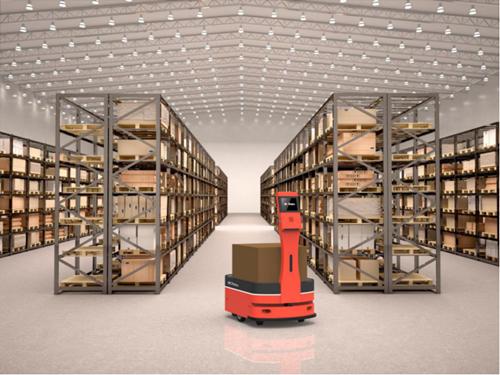 智慧仓储升级 AICRobo仓储运输机器人首测大显身手