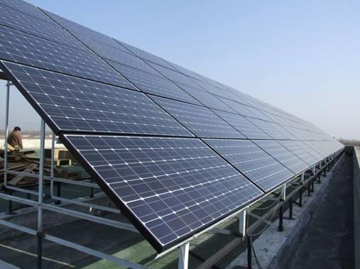 英媒:中国期望主导太阳能光伏发电高端市场