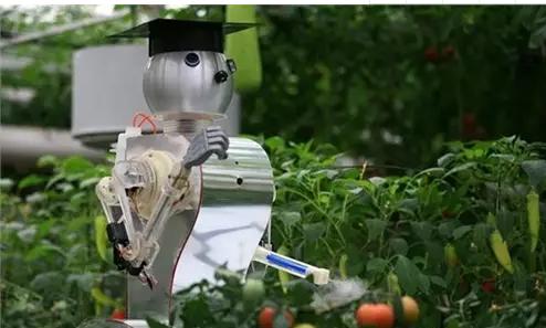 【解析】我国农用机器人未来发展趋势