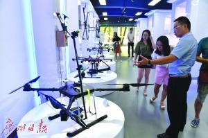 机器人2.0时代:禅城力推大城制造业创新