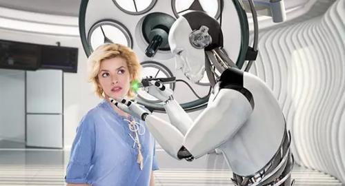 """中国首台""""机器人医生""""10秒开出肿瘤处方"""