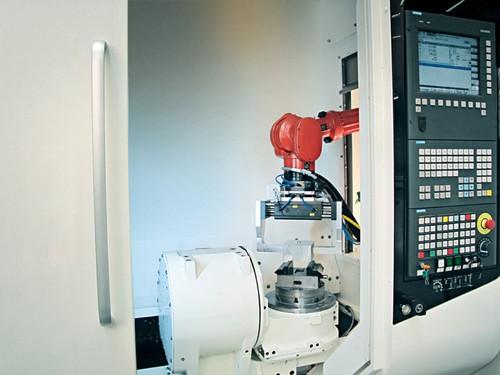 西门子携手柯马将机器人运动控制直接集成于数控系统