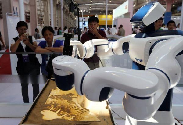 外媒:中国机器人制造商正在影响世界!