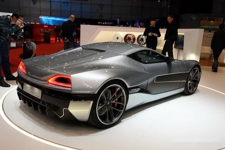 纯手工打造 Rimac将于2018年推出Concept Two车型