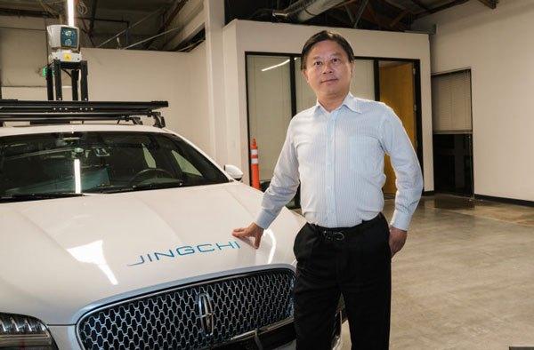 百度前高管王劲创业自动驾驶公司 融资5200万美元