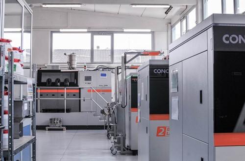 消费品领域的增材制造 3D打印金属牙刷MIO问世
