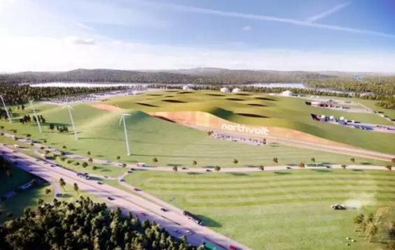 瑞士ABB联手Northvolt建设超级电池生产厂 对抗特斯拉的超级工厂