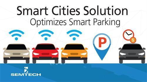 基于Semtech LoRa技术的智慧城市解决方案缓解交通拥堵