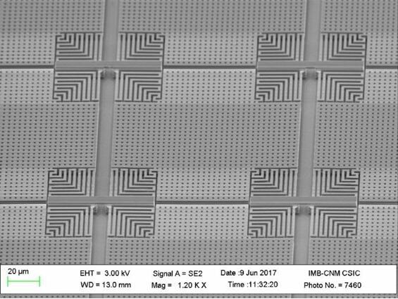 NANUSENS融资210万美元 开发解决MEMS黏附问题的NEMS器件