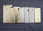 旗舰级厮杀 小米5sPlus/荣耀Note8/V8/锤子M1等7款手机对比评测