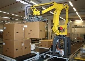 2017国产AGV机器人销量将达9500台 增速超40%