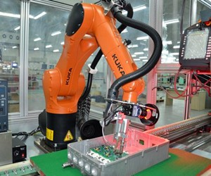 四大工业机器人巨擘的物联网布局