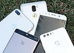 年度横评:iPhone 7P/小米MIX/一加3T/华为Mate 9等多款手机大混战