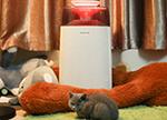 三星KJ350F-M3033WM空气净化器评测:杀菌除味的卧室首选
