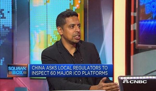 CNBC:央行金融研究所所长孙国锋称不会阻止企业探索区块链技术