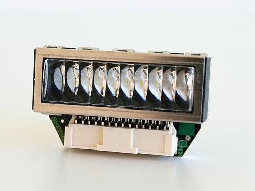 欧司朗_欧司朗SMARTRIX模块携手捷豹E-PACE 守护夜间驾驶安全 - OFweek半导体 ...