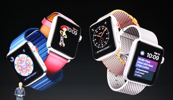 Apple Watch新专利曝光:可直接测量血压