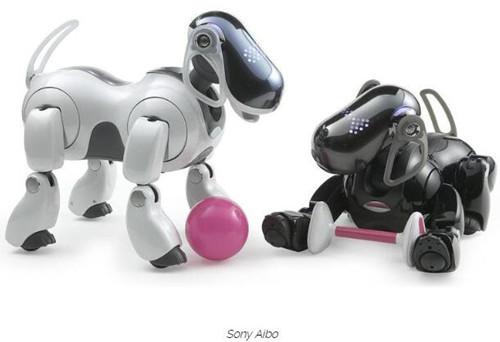 索尼明年将推犬型家用机器人 能按语音指示操作家电