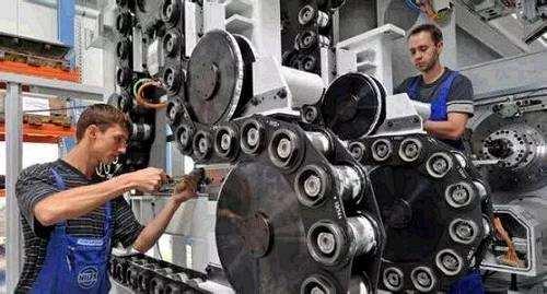 德国8月工业产出飙升2.6% 制造业产出增长3.2%