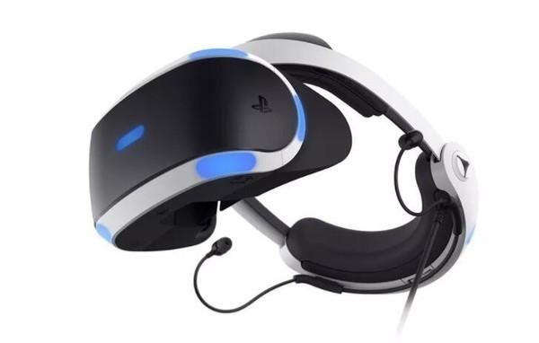 剁手一波!PS VR迎来一周年小改版