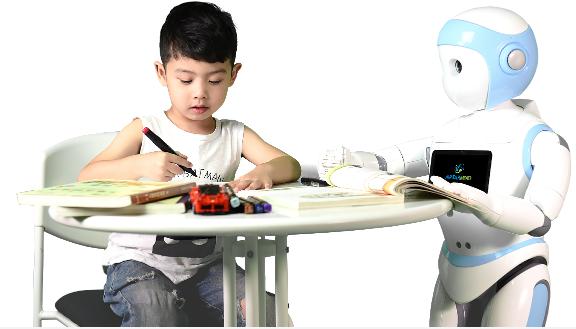 """南京阿凡达机器人科技有限公司参加OFweek 2017""""维科杯""""中国人工智能行业年度评选"""
