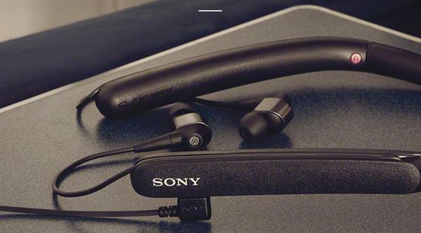 2299元!索尼颈挂式无线降噪耳机WI-1000X发布:10小时长续航