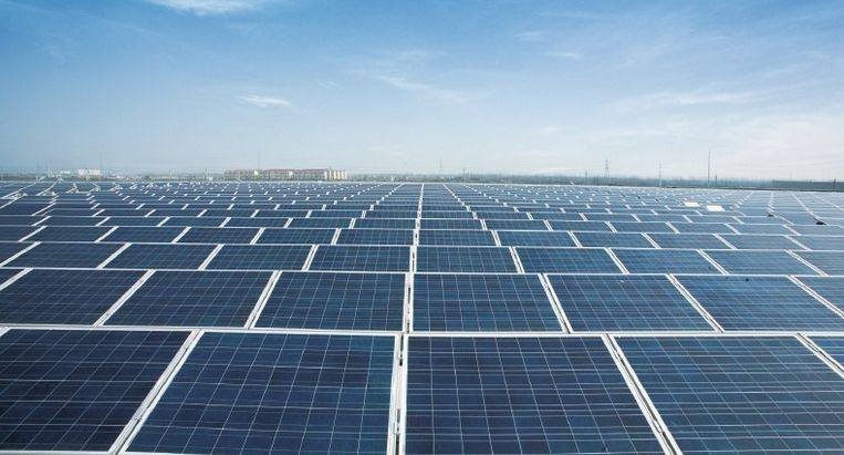 国电建承建的南美最大光伏项目在阿根廷开工