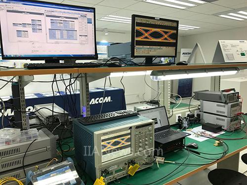 MACOM在中国深圳成立光电子创新实验室