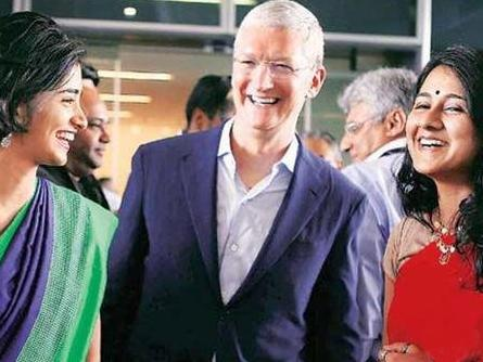 提出多项优惠申请 印度政府正评估苹果建厂计划