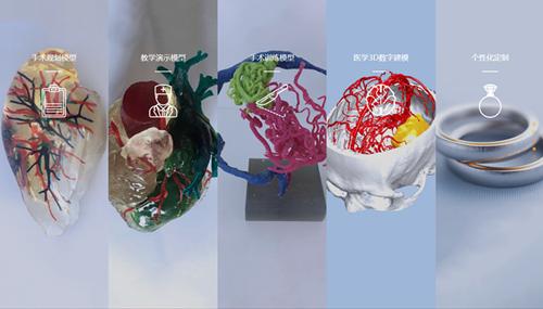 国内首个心血管医学3D打印医研企联合实验室落户广东