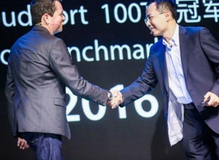 100TB!阿里云计算创造BigBench全球性能记录