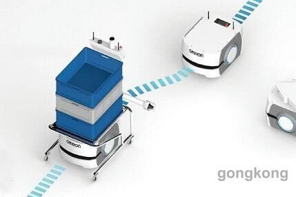 欧姆龙欧洲工厂安装生产线:抢分机器人智造产业蛋糕