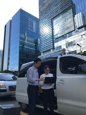 韩国LGU+携手华为 完成5G多频谱城区外场测试
