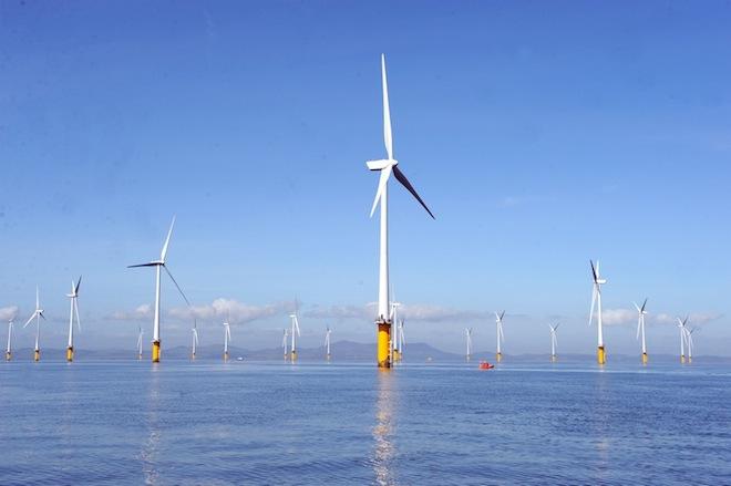 到2025年亚太区海上风电市场规模有望超602亿美元