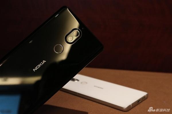 Nokia 7首发图赏:您的情怀已不足,请充值