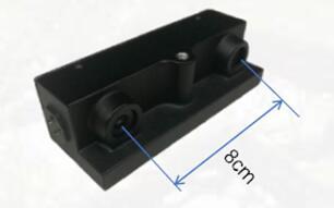 钜芯发布基线全球最小的智能双目立体视觉系统