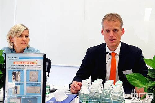 德国库卡将与美的联手发力家用机器人