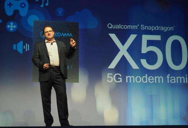 全球首部5G手机面世 Qualcomm占领5G先机