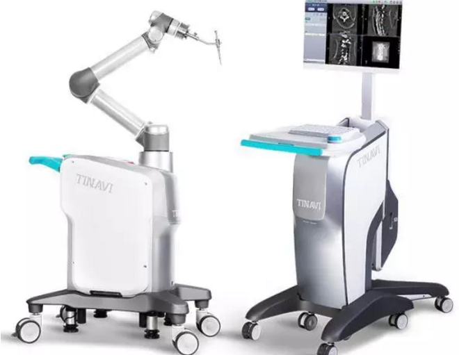 国产手术机器人四小龙