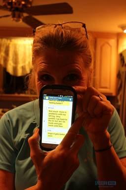 美国人真的用华为手机吗?有图有真相