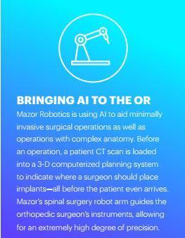 """人工智能将成为医疗保健的""""新神经系统"""" 短期价值最高的AI医疗应用有哪些?"""