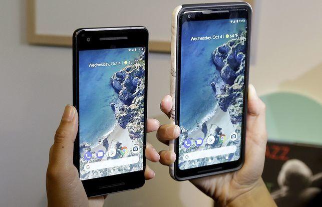 Pixel 2 XL评测出现烧屏问题 谷歌:正在调查中