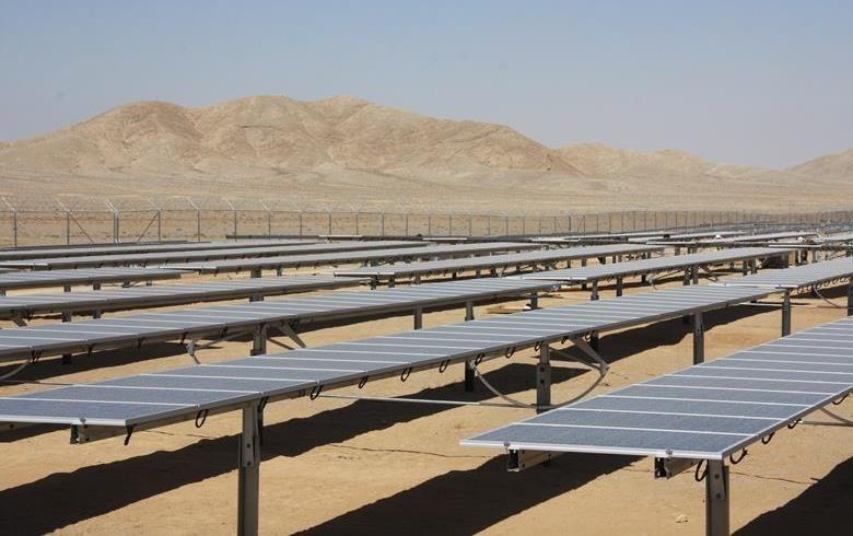 正信光电科技将建伊朗200兆瓦光伏面板工厂