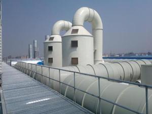 环保产业快速发展带动环保设备业规模迅速扩大